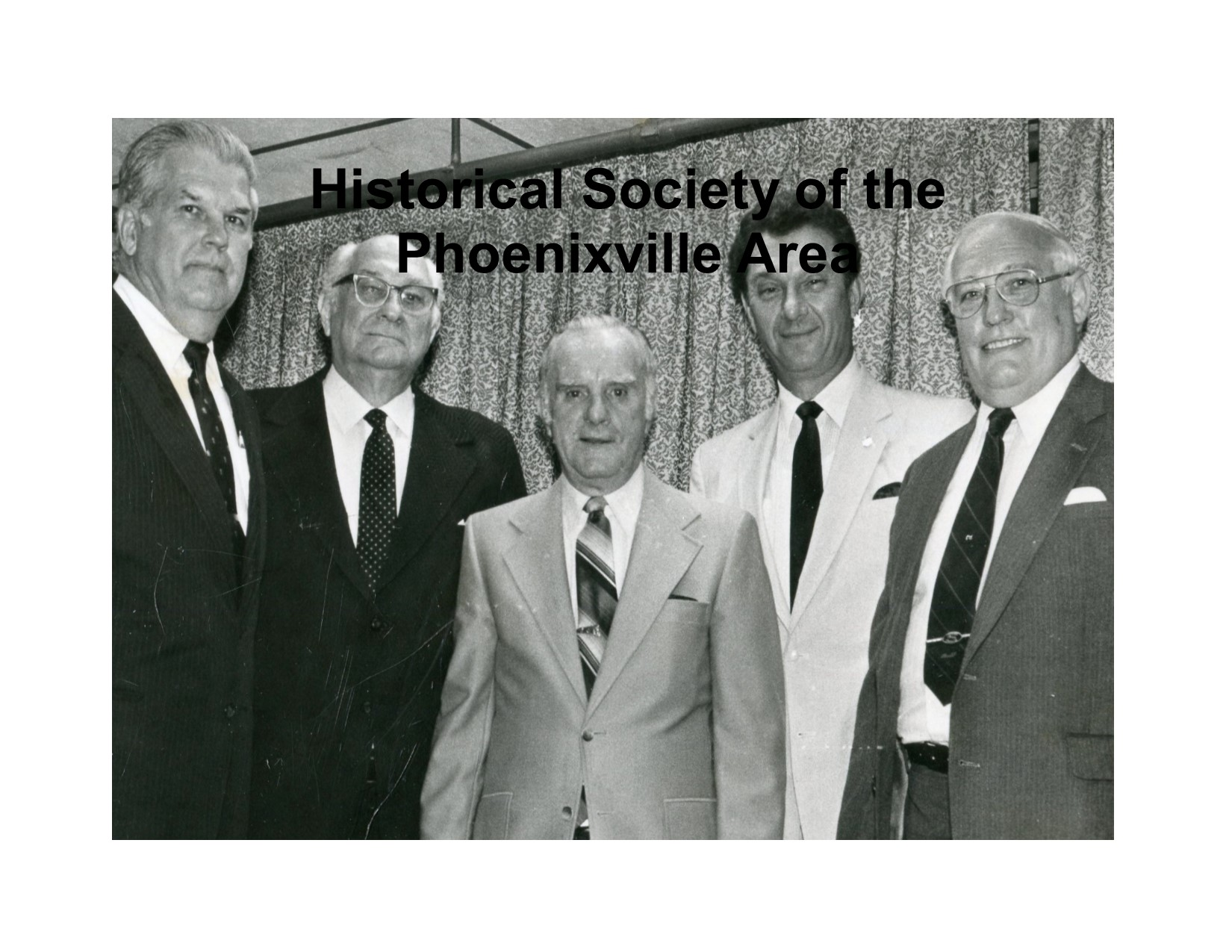 Copyrighted Historical Society of Phoenixville Area
